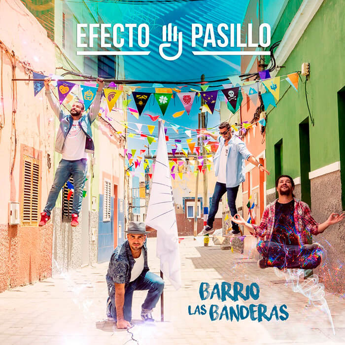 Efecto Pasillo «Barrio Las Banderas»