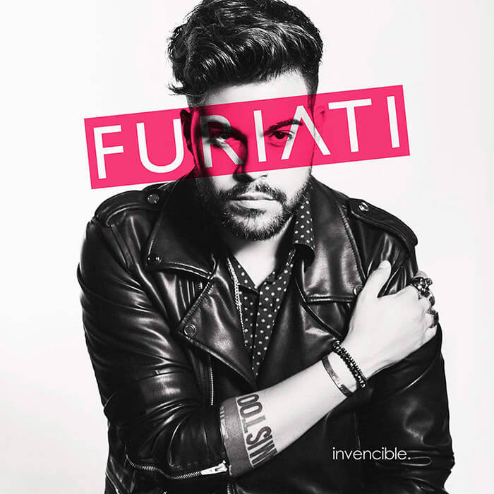 """Ricky Furiati """"Invencible"""""""