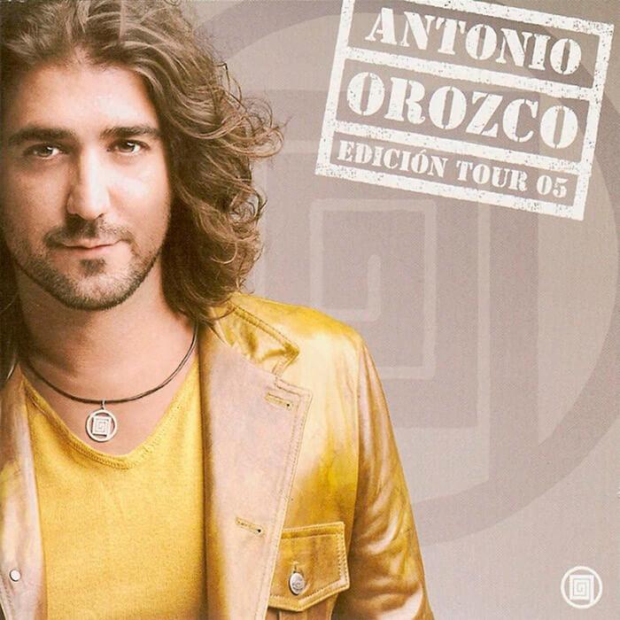 "Antonio Orozco ""Edición Tour 05"""
