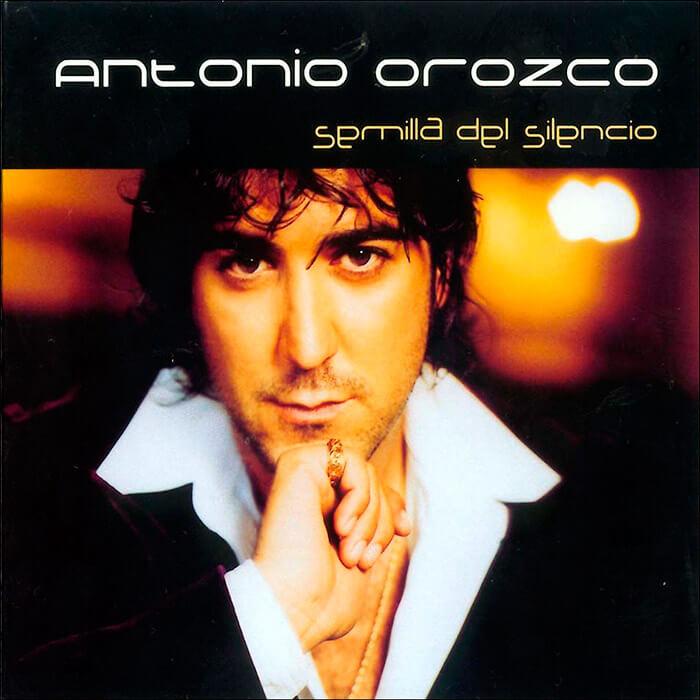 """Antonio Orozco """"Semilla Del Silencio"""""""