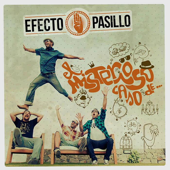 """Efecto Pasillo """"El Misterioso Caso De"""""""
