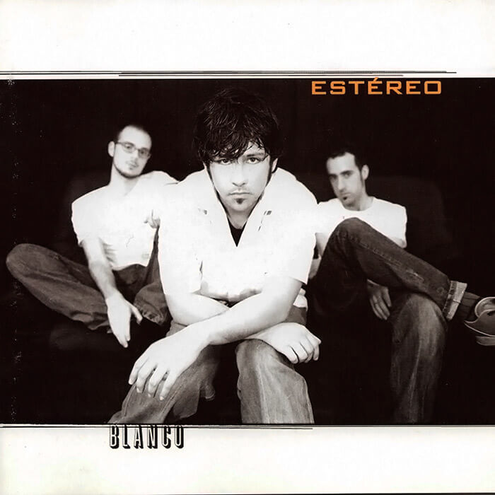 "Estéreo ""Blanco"""