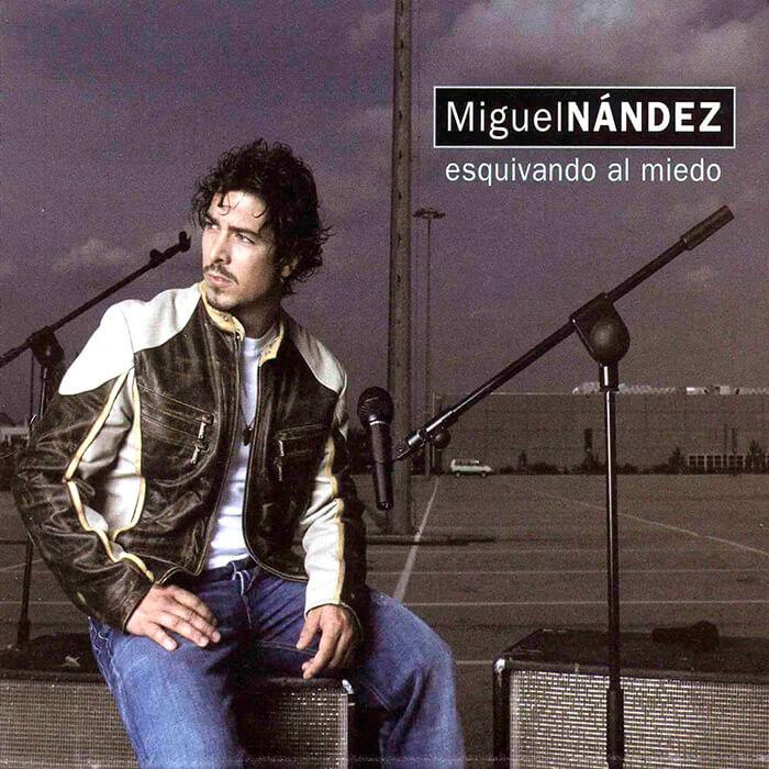 """Miguel Nández """"Esquivando Al Miedo"""""""