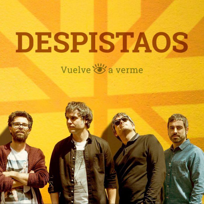 """DESPISTAOS-""""Vuelve a verme"""" EP"""
