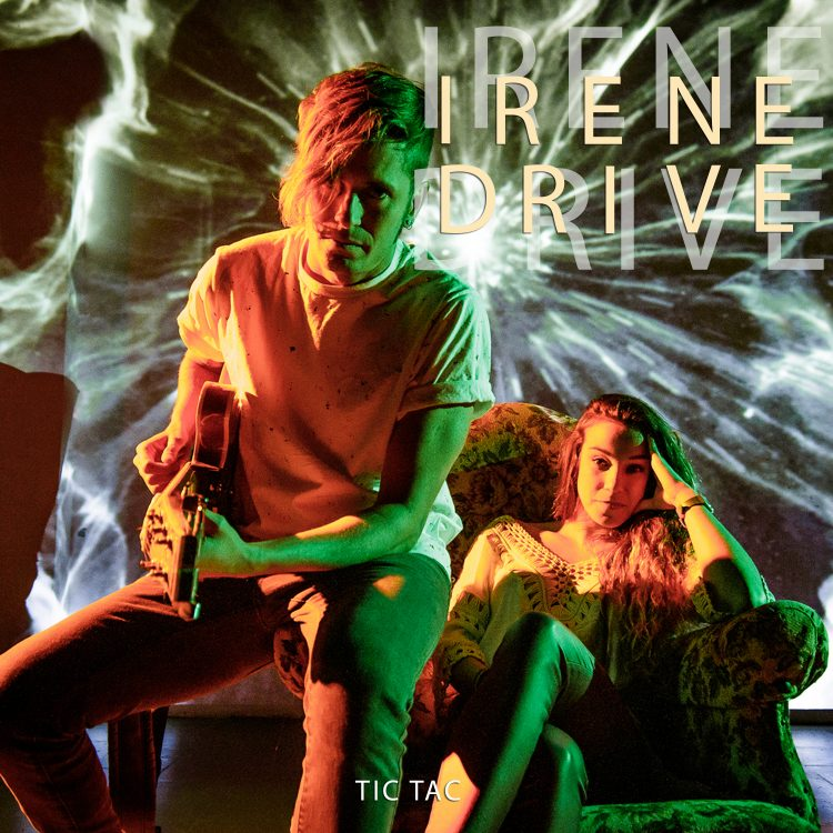 portada Irenedrive single