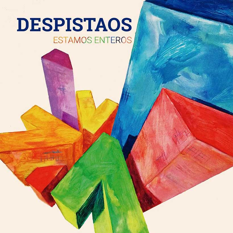 "DESPISTAOS ""Estamos Enteros"""