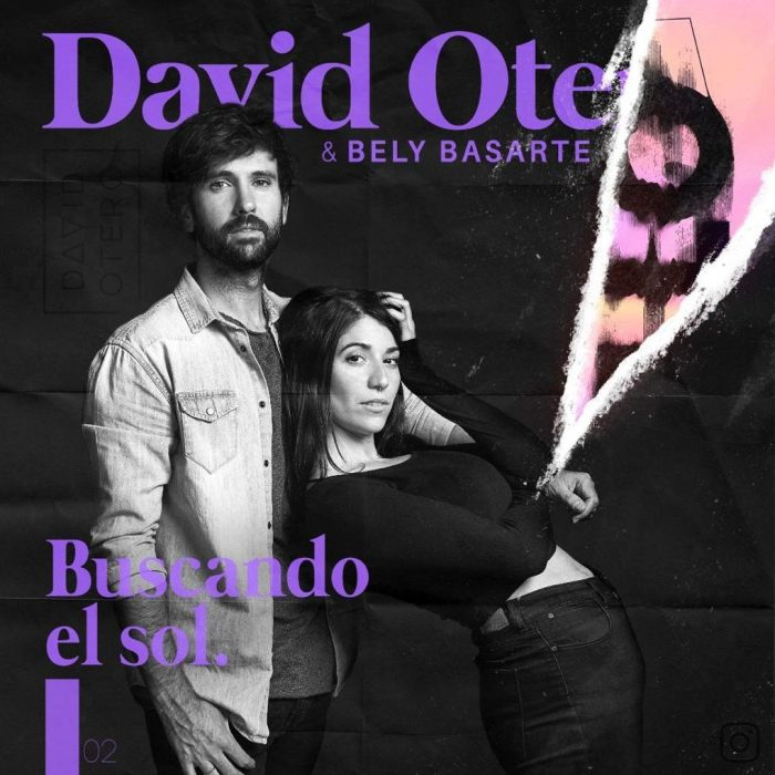 """DAVI OTERO feat BELY BASARTE """"Buscando el sol"""""""