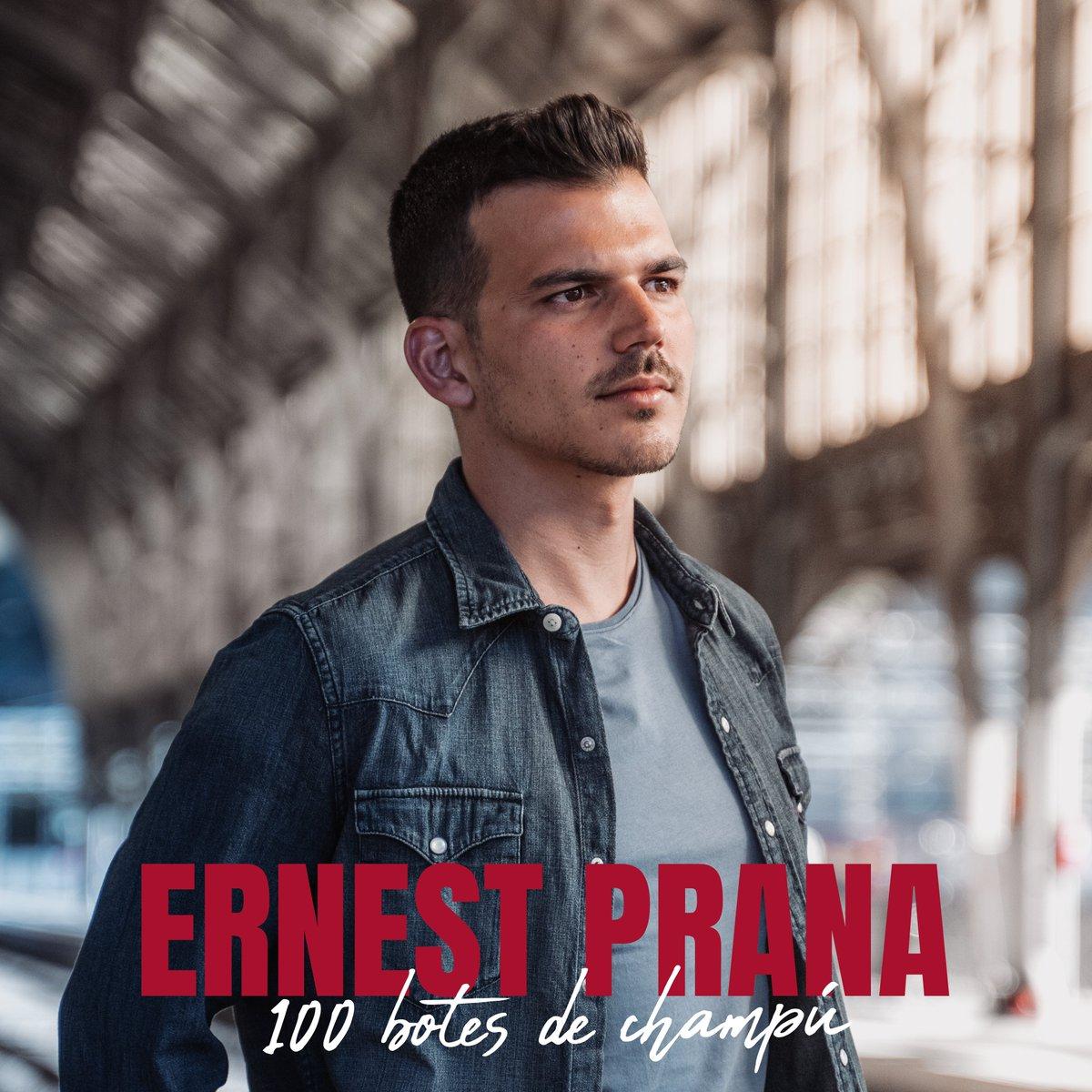 ERNEST PRANA (100 Botes De Champú)