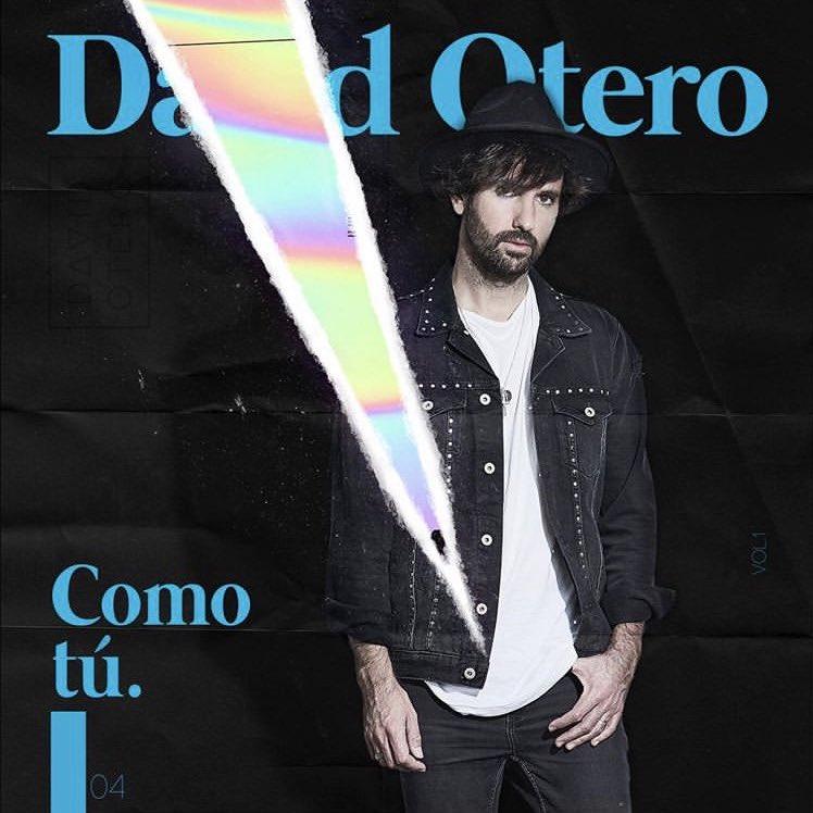 """DAVID OTERO """"Como Tú"""""""